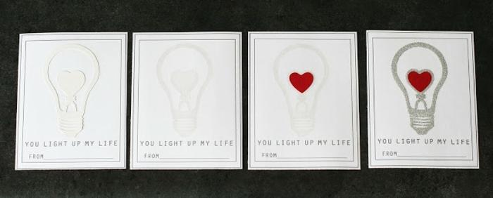 como hacer tarjetas super originales para sorprender a tu pareja, manualidades para regalar paso a paso, decoración para el Día de los enamorados