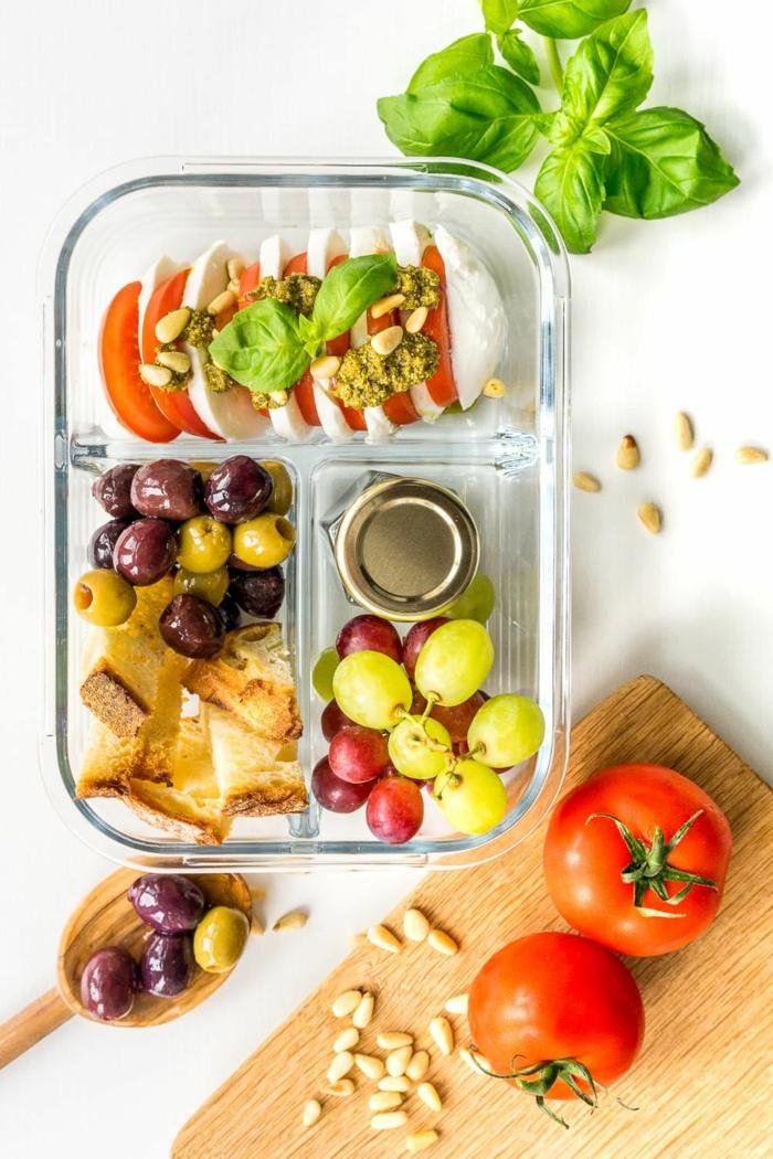 qué preparar en casa para almorzar en la oficina, comidas para llevar al trabajo fáciles y ricas, fotos de comidas originales