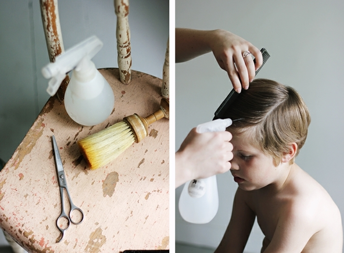 fotos con las ultimas tendencias en cortes masculinos para niños pequeños, cortes de pelo para niños en fotos