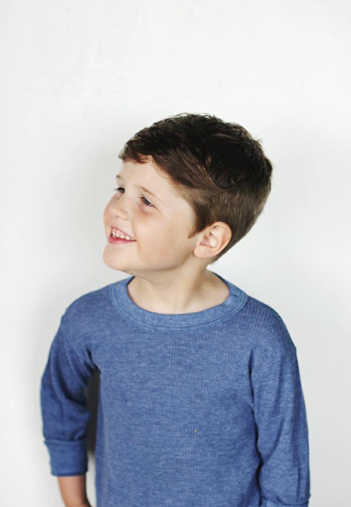 bonitas imagenes con ideas de cortes de pelo para niños, corte moderno niño pequeño, fotos de cortes y peinados masculinos