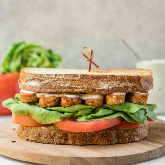 comidas frias y sandwiches ricos para tu almuerzo en la oficina, más de 100 ideas de platos para preparar en casa