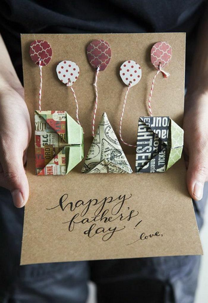 las mejores ideas de postales del dia del padre hechas a mano, fotos de tarjetas pop up fáciles de hacer e inspiradoras