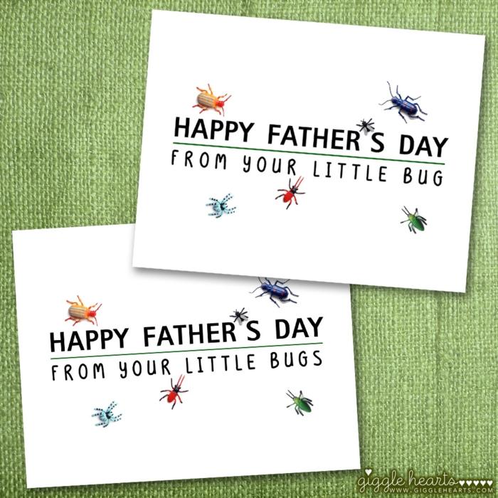 los mejores ejemplos de postales del dia del padre, fotos de postales imprimibles para sorprender a tu padre