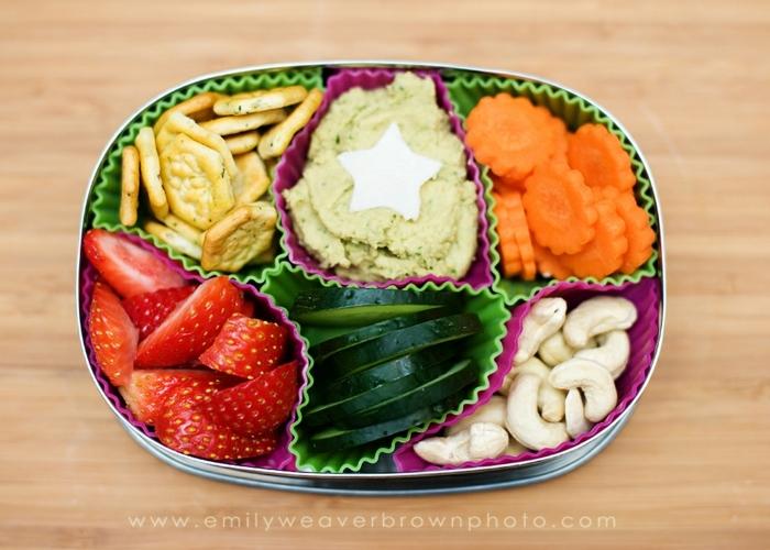 recetas tupper y comidas para merendar en la oficina, pequeñas comidas para picoteo, fotos de aperitivos saludables