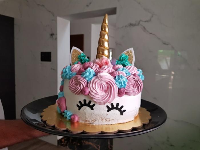 las mejores ideas sobre pasteles unicornio y tartas personalizadas para cumpleaños infantiles, fotos de tartas caseras