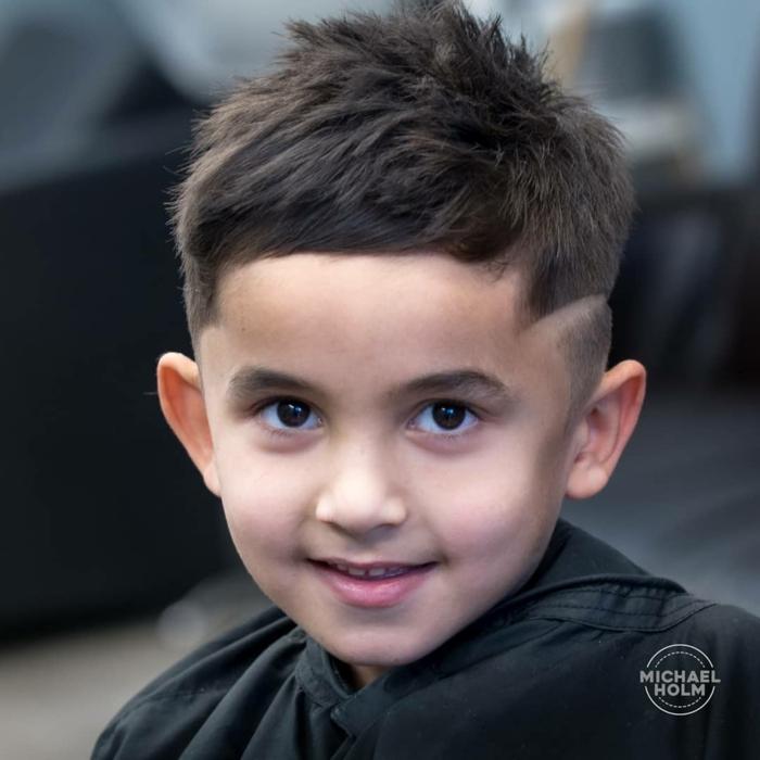 alucinantes ideas de cortes de pelo para hombres y niños, cortes de pelo con flequillo, fotos de peinados y cortes niños