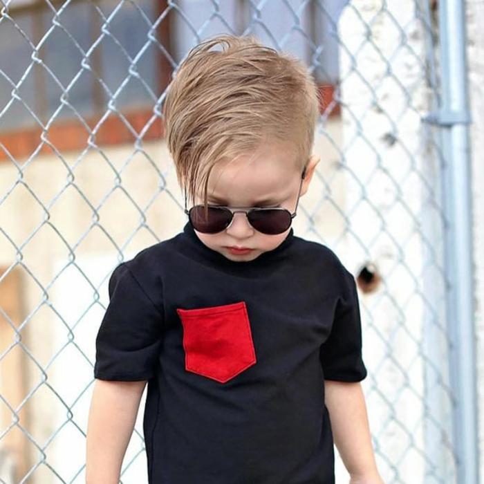 las mejores ideas de cortes y peinados modernos para pequeños y adultos, últimas tendencias en peinados para chicos