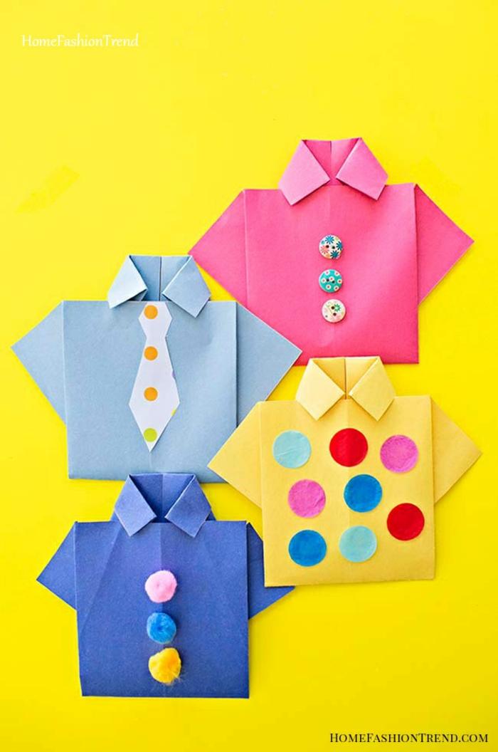 tarjetas hechas a mano coloridas y originales, fotos de tarjetas DUY super originales, como hacer tarjetas fáciles