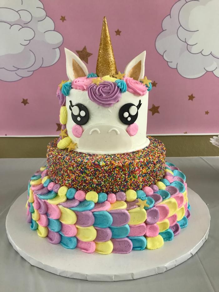 tartas caseras para cumpleaños infantiles, originales ideas de pasteles y tartas para hacer para sorprender a tu pequeño
