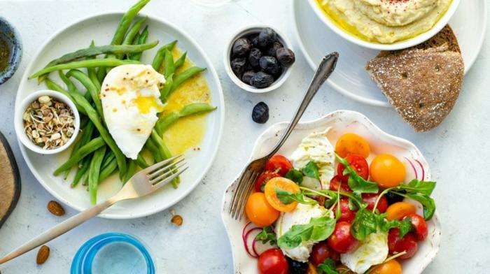 las mejores ideas de comidas faciles de hacer y saludables para preparar en casa, comidas con muchas vitaminas