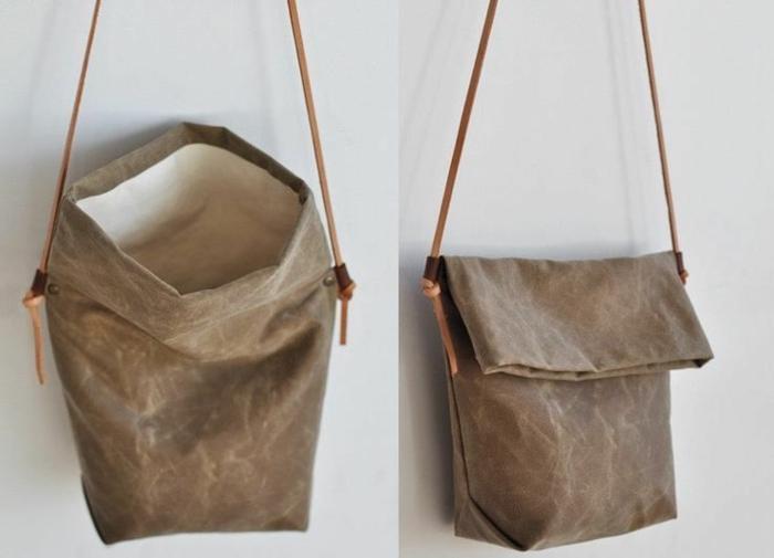 increibles ideas sobre como hacer un bolso tipo saco en casa, fotos con ideas sobre como hacer un bolso de mano