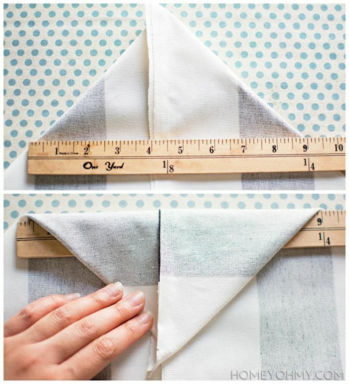 ideas en imagenes tutoriales sobre como hacer un bolso, fotos de tutoriales paso a paso, bolsos de tela originales