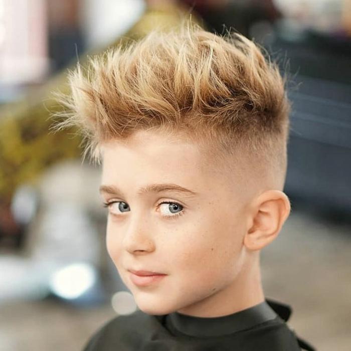cortes de pelo que alargan la cara, ideas de peinados con mucho volumen, cortes para chicos en más de 90 fotos