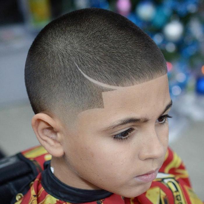 cortes de pelo originales con rayas, las mejores ideas de cortes de pelo originales para hombres y niños, fotos de cortes de pelo