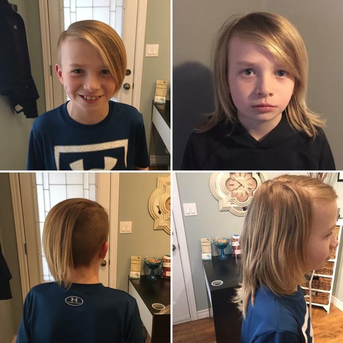 cuatro propuestas de cortes de pelo para cabello largo, las mejores ideas de peinados y cotes modernos en fotos