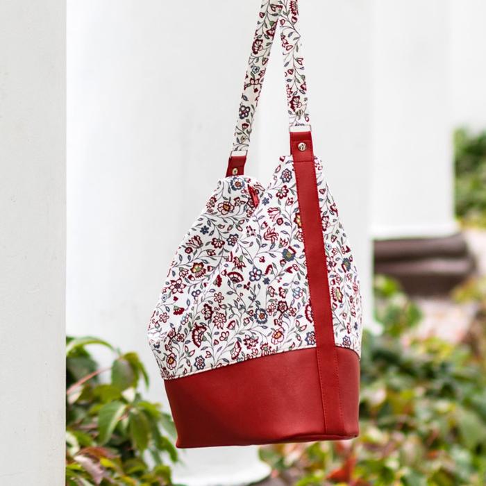 bolsas originales y bonitas con trozos de tela, las mejores ideas de como hacer un bolso de mano de trozos de tela