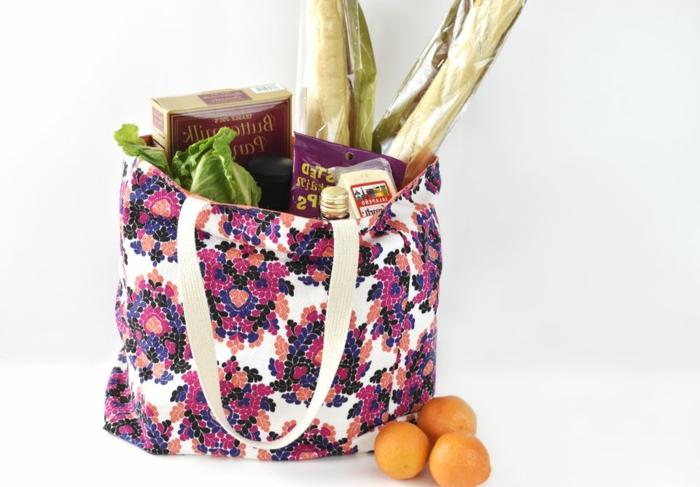 prendas y accesorios DIY originales, bolsas reutilizables para frutas y verduras, fotos de bolsas DIY originales y faciles de hacer