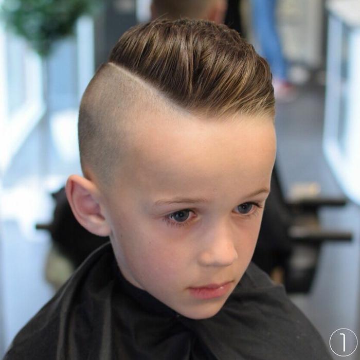 ideas de cortes de pelo originales para niños, fotos de cortes de pelo niños, imagenes con ideas de peinados y cortes