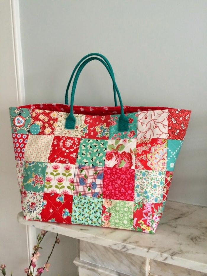 las mejores ideas sobre como hacer un bolso DIY para ir de compras, las mejores ideas como hacer un bolso de mano