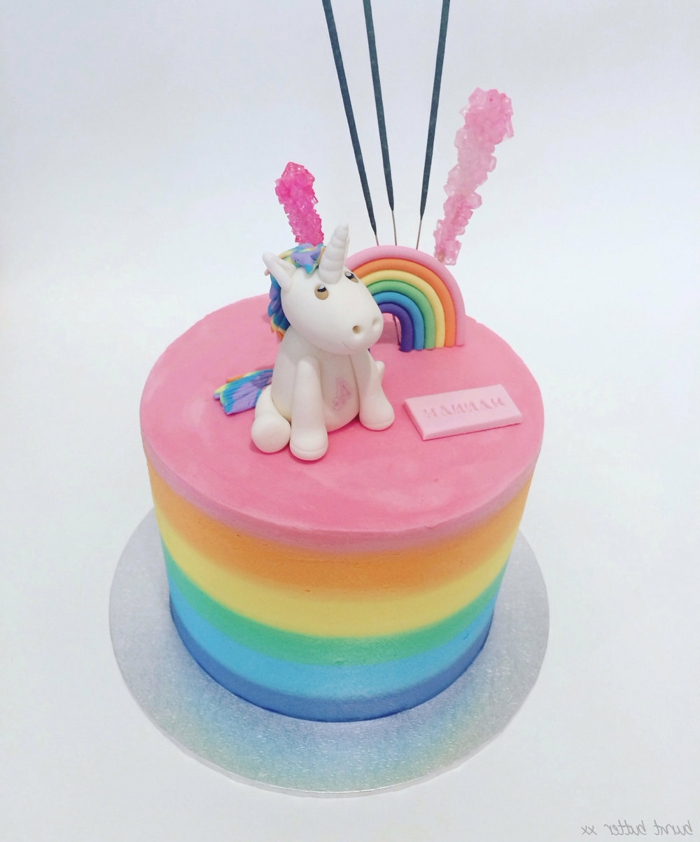 bonita tarta para cumpleaños infantil, como hacer una tarta super originales para celebraciones con niños, más de 90 ideas en imagenes