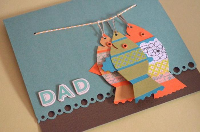 el mejor regalo para tu papa, regalos para hombre pescadores, regalos para el dia del padre manualidades tarjetas personalizadas