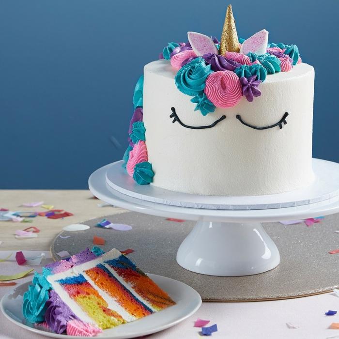 tarta cumpleaños original, ideas de tartas caseras faciles y rapidas para preparar, fotos de hermosas pasteles y tartas