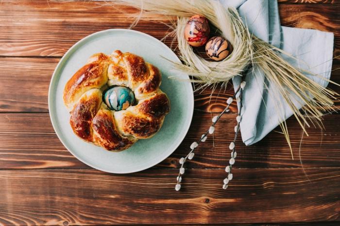mona de pascua casera receta paso a paso, las mejores ideas de recetas caseras para preparar para la Semana santa