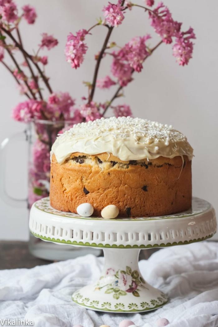 tartas para las fiestas de Pascua, originales ideas de pasteles y tortas para preparar en semana santa, fotos con ideas de recetas