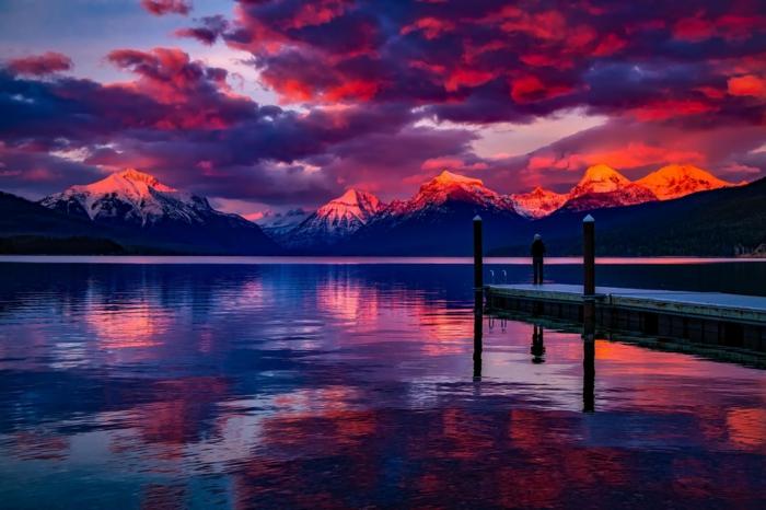 adorables imagenes de paisajes naturales en bonitos colores, fotos relajantes que inspiran, ideas para aliviar la ansiedad