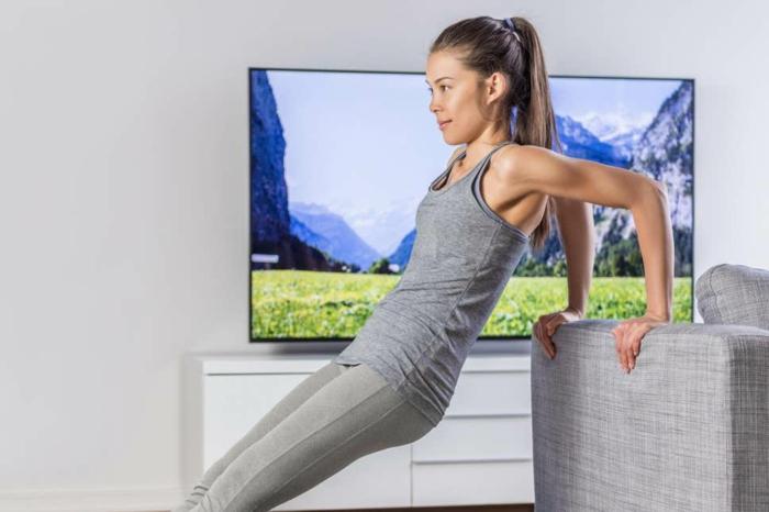 rutina ejercicios en casa, las mejores ideas de ejercicios paso a paso para entrenar en tu hogar, ideas para hacer deporte