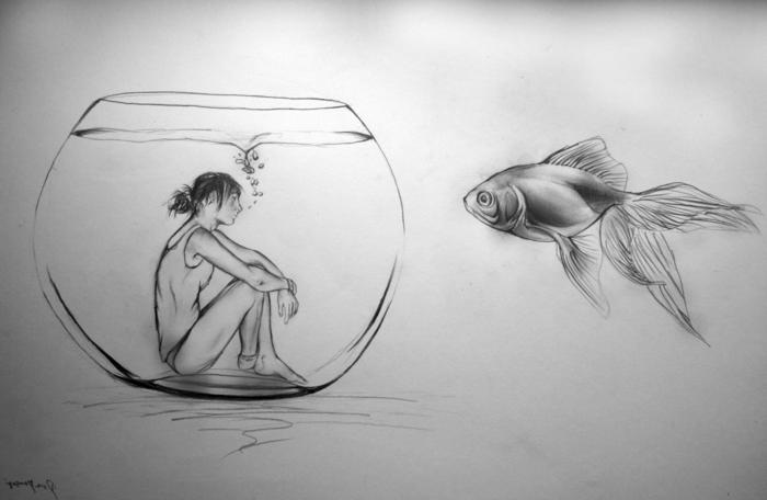 dibujos surrealistas que enamoran, fotos con un fuerte significado simbolico, dibujos para colorear tumblr para dibujar en casa