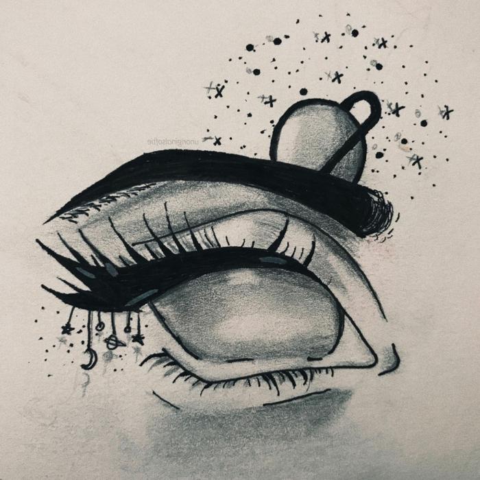 alucinanetes ideas de dibujos en blanco y negro con un fuerte significado simbolico, dibujos para colorear tumblr para dibujar
