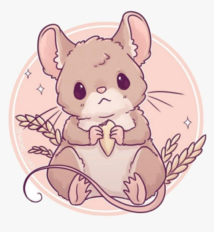 pequeños animalitos originales y faciles de hacer en casa, dibujos kawaii faciles y originales, ideas de dibujos chulos