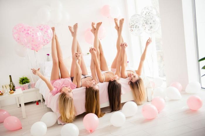 como organizar una despedida de soltera, las mejores ideas de fiestas con amigas, como sorprender a tu mejor amiga