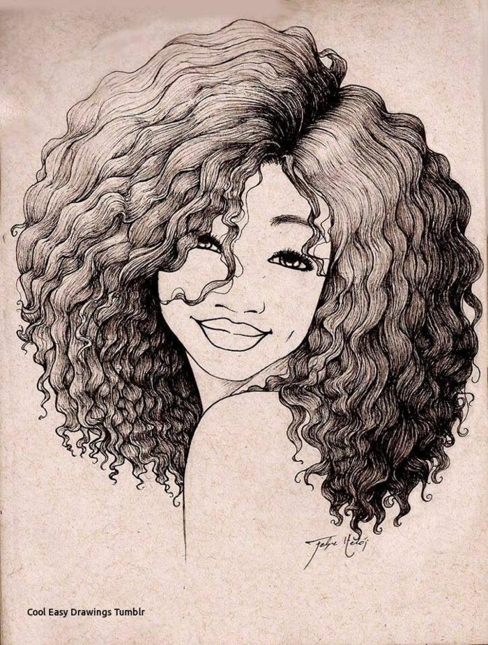 dibujos para colorear tumblr y diujos de chicas swag originales, retratos de personas para dibujar en estilo realista