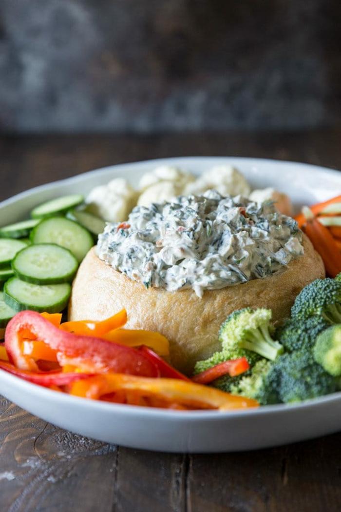 ideas de recetas con espinacas a la crema, cenas ligeras y saludables con ingredientes estacionales, fotos de cenas