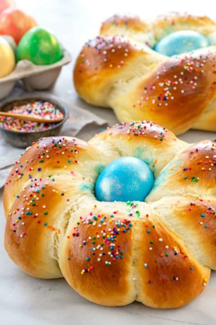 dulces y pasteles ricos y típicos para Pascua, las mejores ideas de monas de pascua de chocolate, fotos de postres Pascua