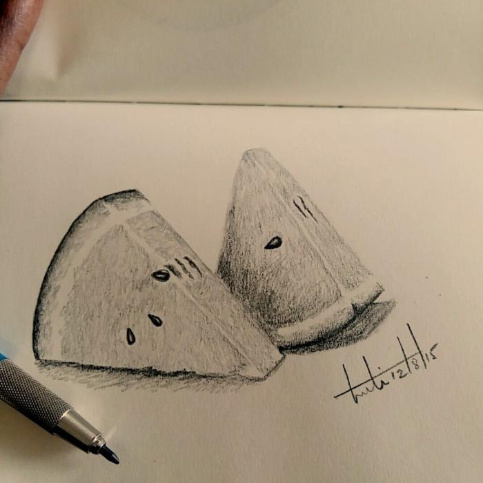 dibujos a lapiz sencillos para principiantes, fotos de dibujos bonitos y faciles de hacer, ejemplos de dbujos originales que inspiran