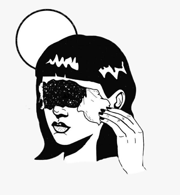 dibujos tumblr a lapiz y dibujos en blanco y negro en estilo tumblr, las mejores fotos para poner como fondo de tu pantalla