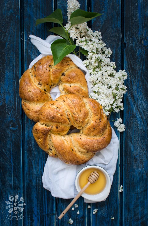 el pan dulce más rico para hacer en pascua, fotos con ideas de recetas originales, postres y dulces caseros fáciles de hacer