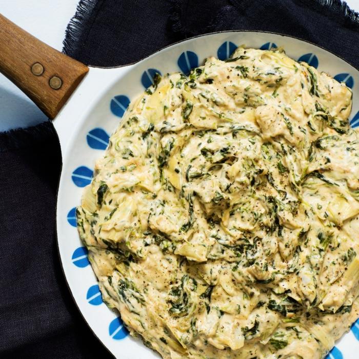 espinacas a la crema, recetas faciles y economicas para todos los dias, qué puedes preparar con espinacas en una sartén