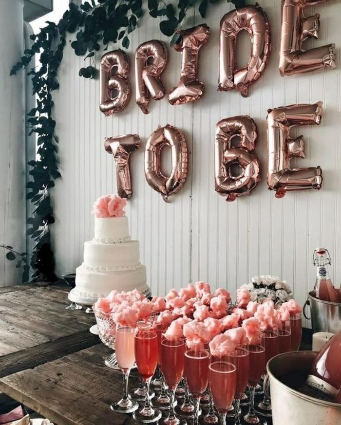 fantásticas ideas de decoracion para una despedida de soltera, como organizar una bonita fiesta paso a paso