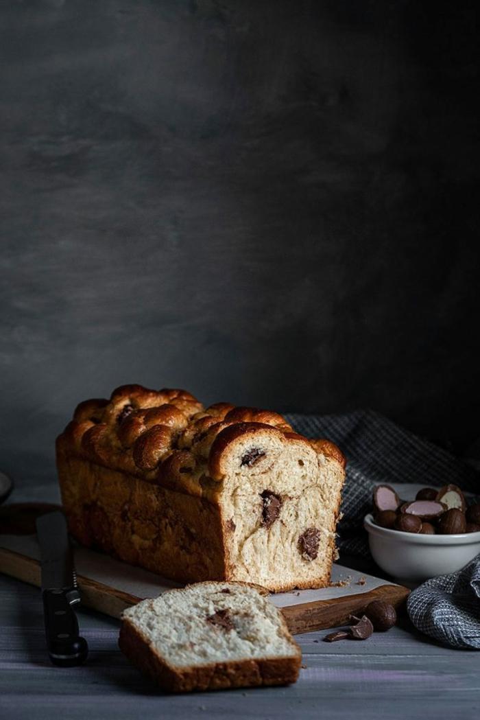 ideas y fotos de monas de pascua de chocolate y recetas paso a paso, como preparar pan dulce con chocolate, ideas en imagenes