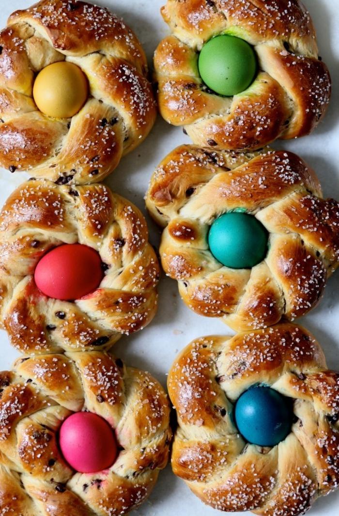 las mejores recetas de pasteles para la Semana Santa, receta de pan casero azucarado, fotos bonitas con recetas