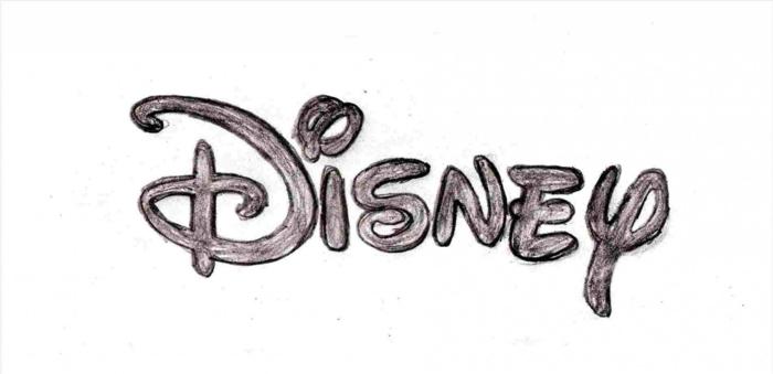 pequeños detalles para calcar, letras Disney, aprender a dibujar paso a paso, dibujos para niños y adultos originales