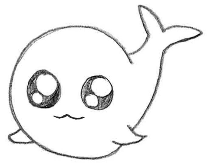 animalitos con ojos kawaii las mejores ideas de dibujos para calcar, dibujos de cosas para principiantes, dibujos a lapiz