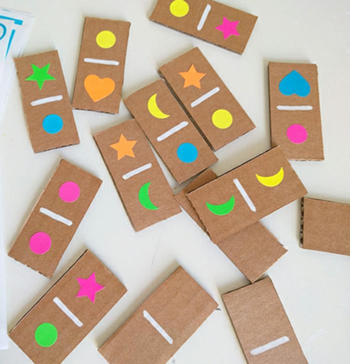 geniales ideas de juegos de niños pequeños, manualidades para niños de primaria con carton, fotos con ideas de manualidades
