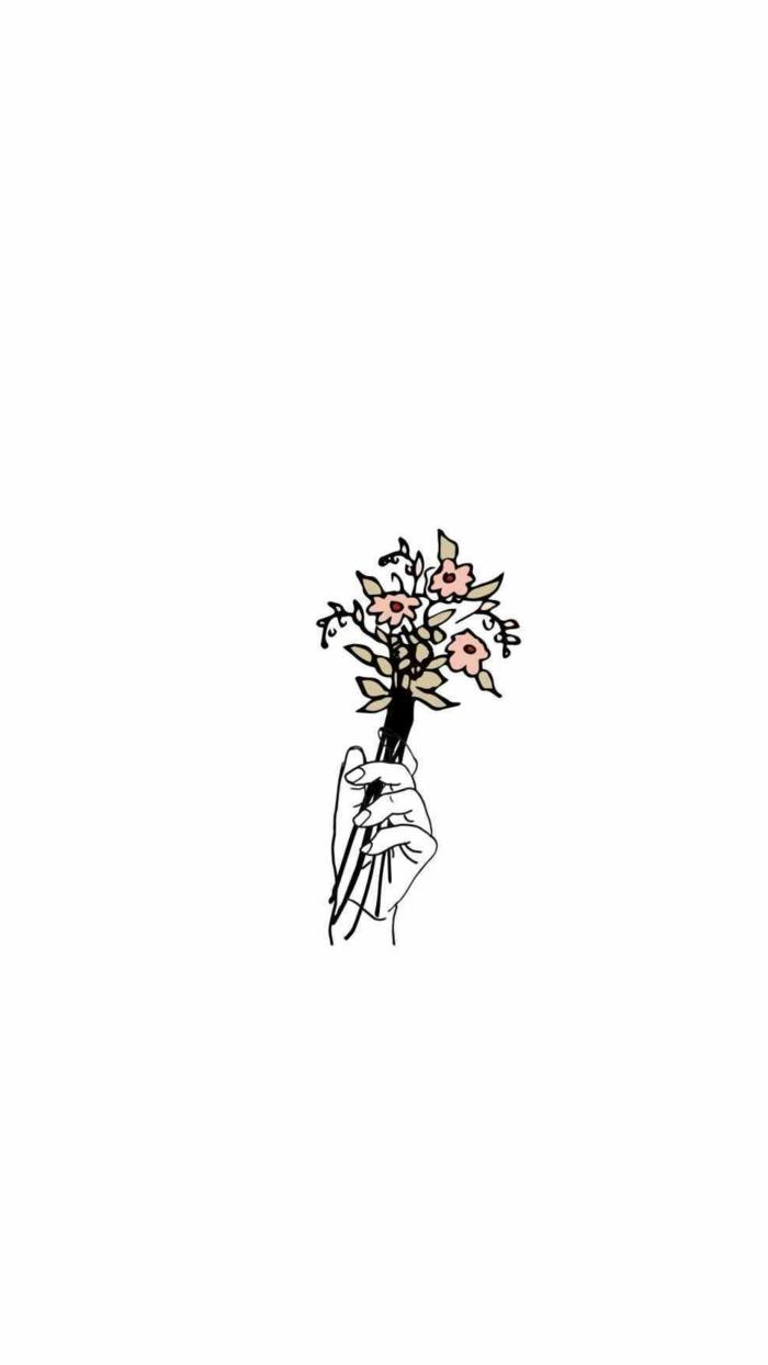 pequeños detalles que enamoran para dibujar, fotos de dibujos inspirados en la plataforma tumblr, dibujos faciles de hacer