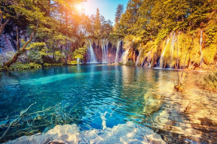 preciosos paisajes de naturaleza, fotos de cataratas bonitas, ideas de imagenes de alta calidad que puedes descargar