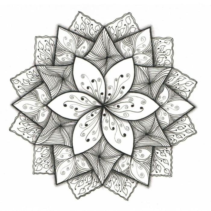 mandalas para redibujar o calcar, dibujos tumblr para dibujar, ideas de paginas de colorear y actividades que desarrollan la creatividad